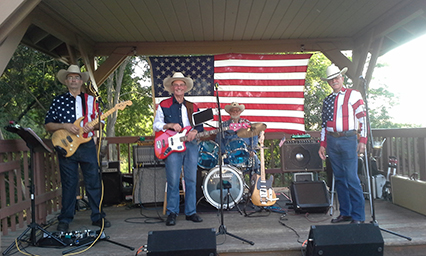 Lincoln Highway Band